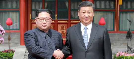 Comincia la visita diKimJong-unin Cina