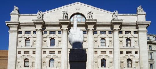 Perché se Piazza Affari fa meglio del resto d'Europa è grazie allo spread