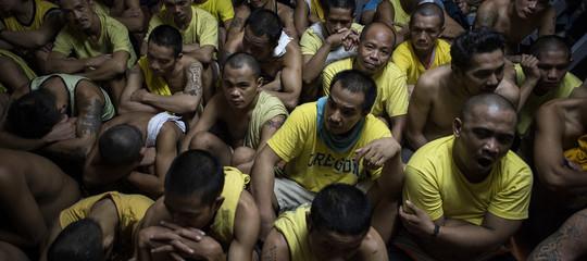 Come si vive nel carcere di Manila
