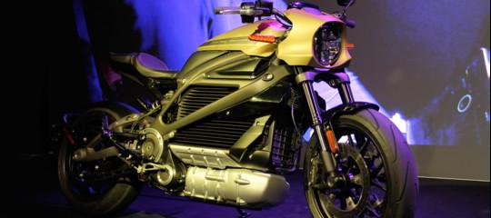 La prima HarleyDavidsonelettrica da oggi è sul mercato