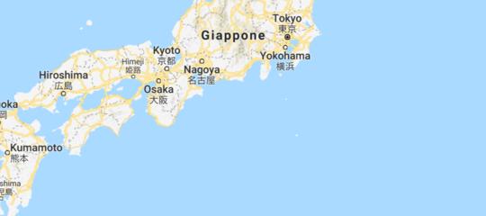 Giappone: terremoto magnitudo 6,3 nel sud, no rischio tsunami