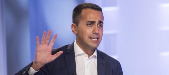 """Di Maio: """"ACarigenon abbiamo dato neanche un euro"""""""