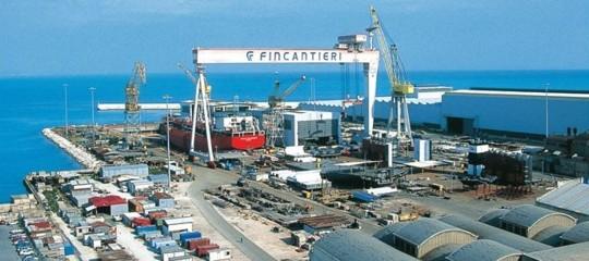 """Fincantieri: Ue stoppa acquisizioneStx""""rischio per la concorrenza mondiale"""""""