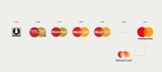 Il nuovo logo diMastercardspiega bene come cambiano i pagamenti