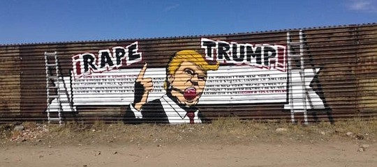 Tutte le inesattezze cheTrumpha detto agli americani sul Muro col Messico