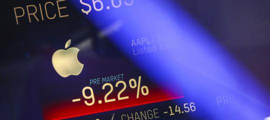 apple taglia produzione