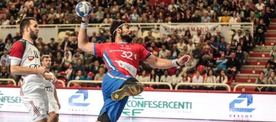Perché la pallamano è l'unico sport dove l'Italia non tocca palla