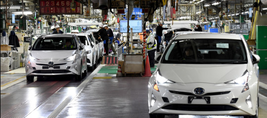 Toyotarichiama 1,7 milioni di auto in Nord America per airbag difettosi