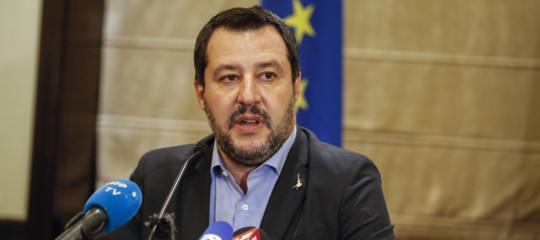"""Tav, Salvini: """"Continuo a tifare per Italia che cresce e va avanti"""""""
