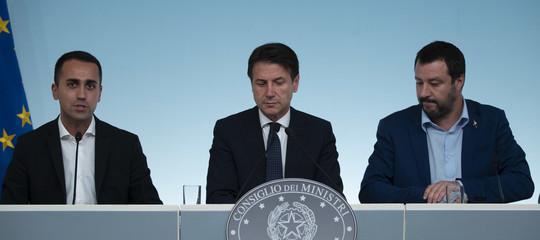 Il giudizio degli italiani sul governo è un po' cambiato