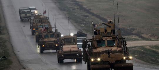 esercito usa siria