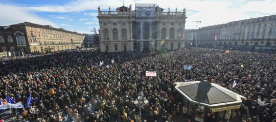 Come è andata la manifestazione SìTava Torino