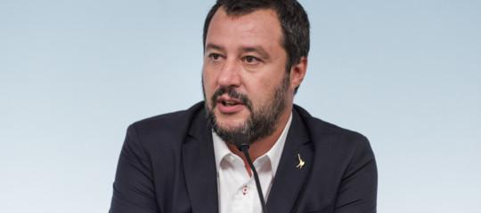 """Battisti: Salvini, """"È un infame e un vigliacco"""""""