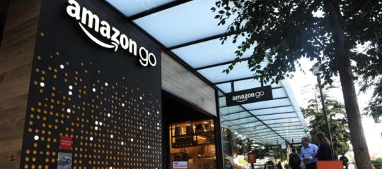 PerchéAmazonpunta tanto sui supermercati senza casse