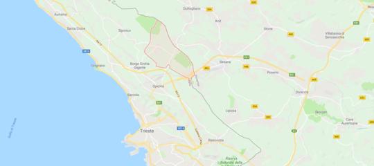 Terremoto lieve scossa sul Carso Triestino