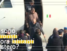 Chi sono e dove si trovanoi terroristi italiani latitanti