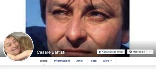 Davvero Cesare Battisti è stato catturato grazie a Facebook?