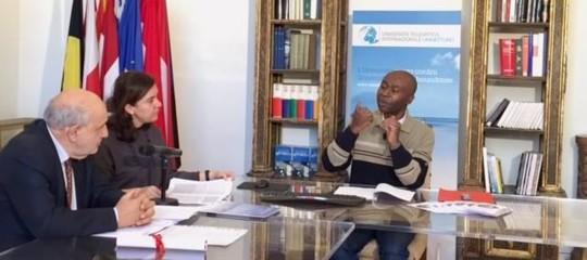 È in Italia la prima Università per i rifugiati