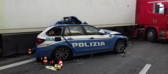 Incidente stradale Messina Catania