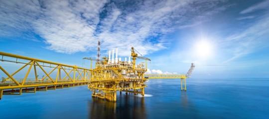Eni BahrainNogaDescalziOffshore Petrolio