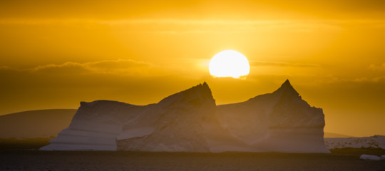 Il Polo Sud si sta sciogliendo molto più velocemente di quanto pensavamo