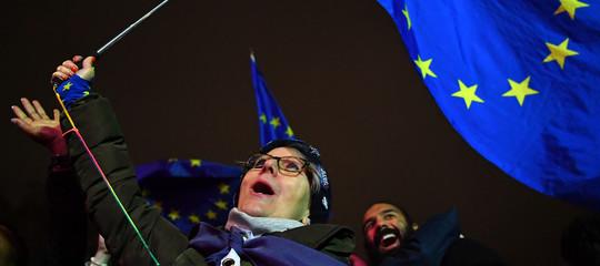 La Camera dei Comuni ha bocciato l'accordo sullaBrexit