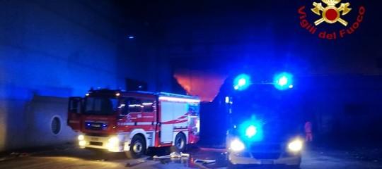 Esplosione Vicenza