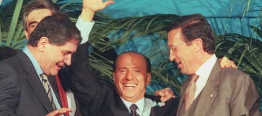 forza italia berlusconi anniversario