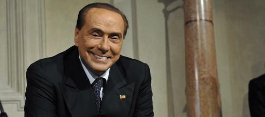 Silvio Berlusconi si candida alle Europee