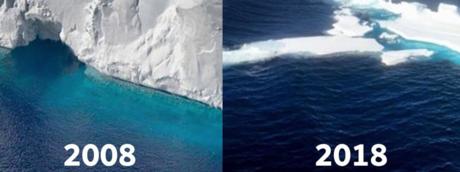 La bufala del ghiacciaio sparito negli ultimi dieci anni