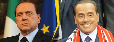 La 10 Years Challenge di Silvio Berlusconi