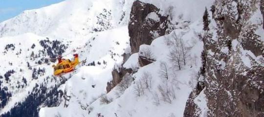 Scialpinista muore in Alto Adige