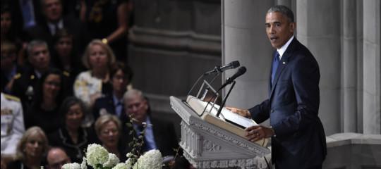 10yearschallangeperObama. Dieci anni fa giurava da presidente. E ora?