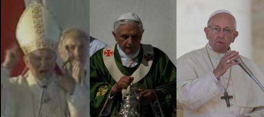 La doppia mossa di Francesco contro la vecchia Chiesa