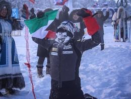 La straordinaria impresa del runnerdella Polizia di Stato in Jakutia