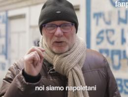 Le lettere dei napoletani ai migranti in difficoltà