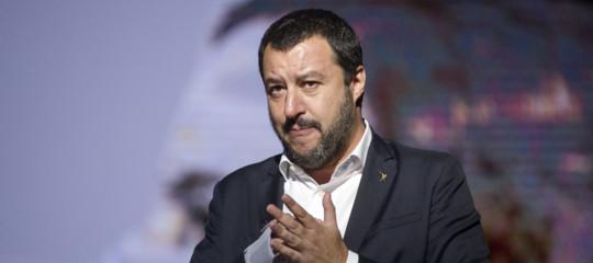 Legittima difesa Salvini