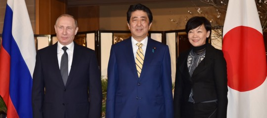 Perché da 70 anni Giappone e Russia si contendono quattro isole, leCurili