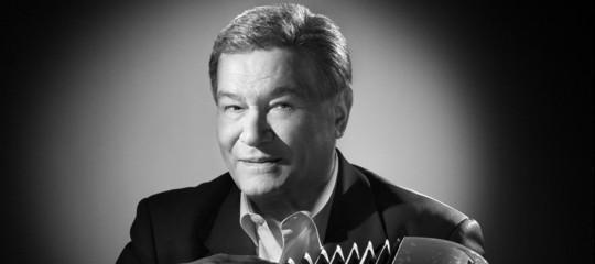 Musica: è morto MarcelAzzola, leggenda della fisarmonica mondiale