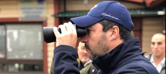 "Migranti, Salvini: ""O cambiano le regole o la missioneSophiafinisce"""
