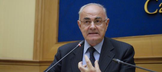 La Comunità ebraica di Roma ha denunciato il senatoreM5sLannutti