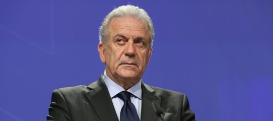 Spetta a Italia decidere lo stop a Sophia, spiegaAvramopoulos