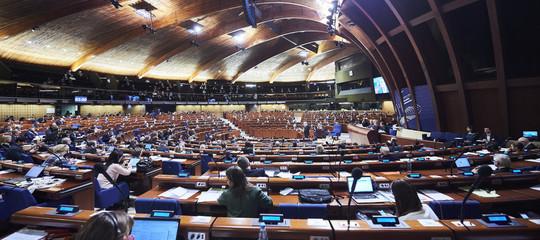 Consiglio Europa accusa politici italiani