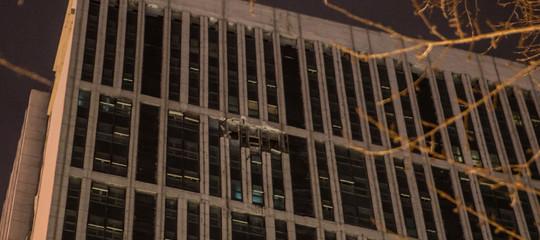 cina esplosione grattacieloChangchun