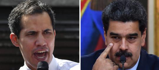 crisi venezuela guaido maduro