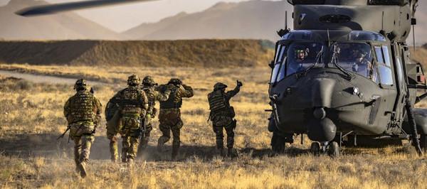 biden annuncia ritiro afghanistan