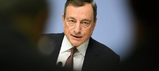 Draghi ha risposto (indirettamente) al servizio sulsignoraggiodi Povera patria
