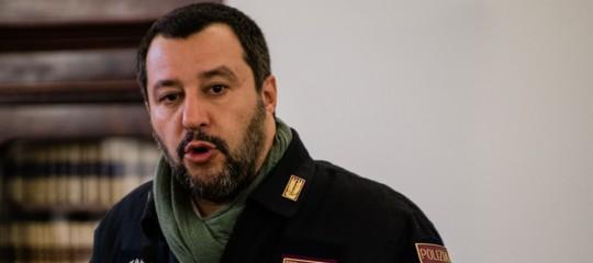 Salvini chiede al Senato di negare l'autorizzazione a procedere sul casoDiciotti