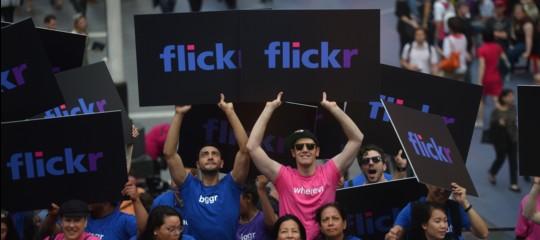 Flickrcambia le regole di servizio sullo spazio di archiviazione