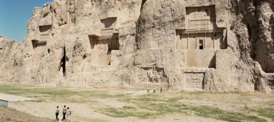 Sensazionale scoperta in Iran, ritrovata un'iscrizione sulla tomba di Dario